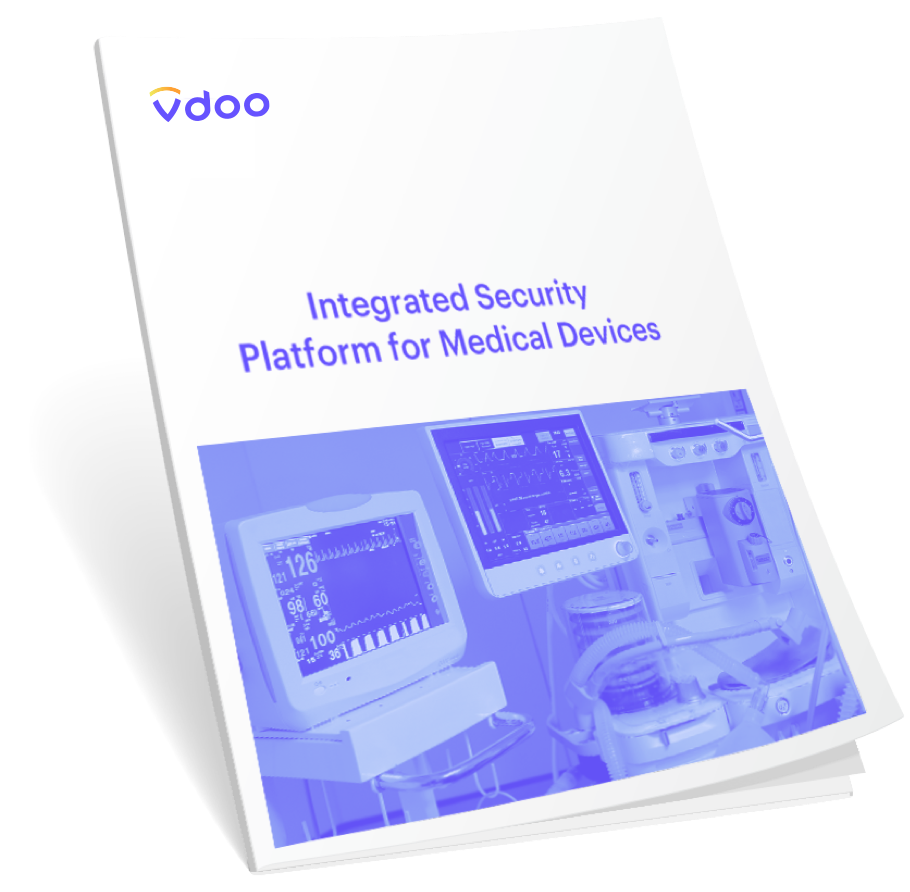 Vdoo's Integrated Security Platform for Medical Devices