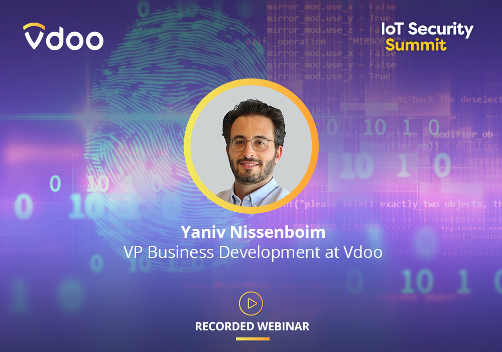 IoT Security Summit Presentation: Uncovering Security Blind Spots in Connected Devices