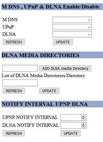 Qualcom - set media directories